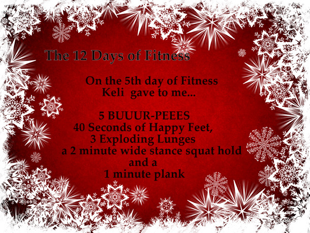 5th Day of Fitness Revised