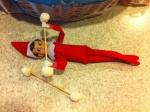 elf-on-a-shelf-exercising